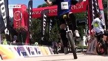 Champion Unicyclist Sebastian Niedner | euromaxx