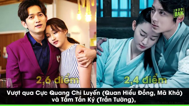 """Tân Tiếu Ngạo Giang Hồ bị đánh giá là """"độc cô cầu bại"""" trong top thảm họa phim truyền hình Trung Quốc"""