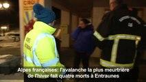 France: 4 morts dans une avalanche dans les Alpes