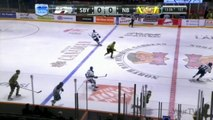 OHL Sudbury Wolves 2 at North Bay Battalion 3