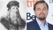 Leonardo DiCaprio To Play Leonardo Da Vinci In Biopic