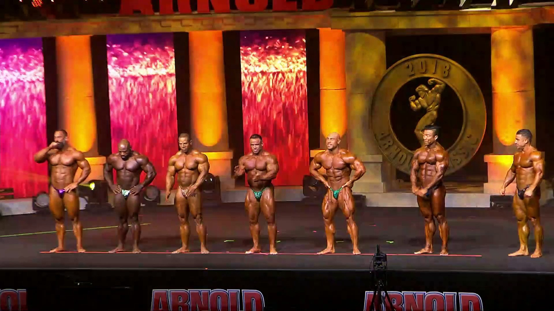 Arnold Classic 2018 Friday Night Finals (Men's 212, Classic Physique, Fitness, Figure, Women