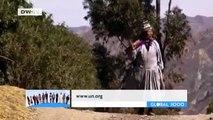 Bolivia: glaciers fall victim to climate change | Global 3000