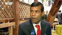 Maldives President Mohamed Nasheed talks to GLOBAL IDEAS | Global Ideas