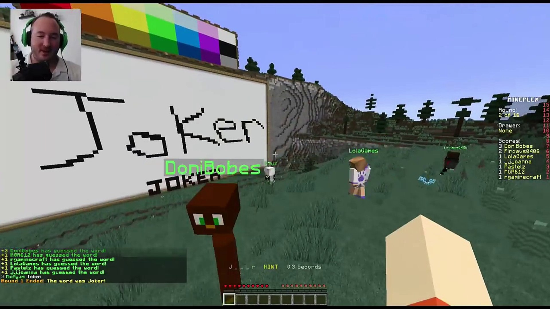 GIRLS DRAW VERY INAPPROPRIATE PICTURES   Mineplex Draw My Thing