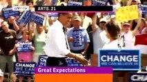 Arts.21 | Superstar, Savior, Realist -- How German Artists see Barack Obama
