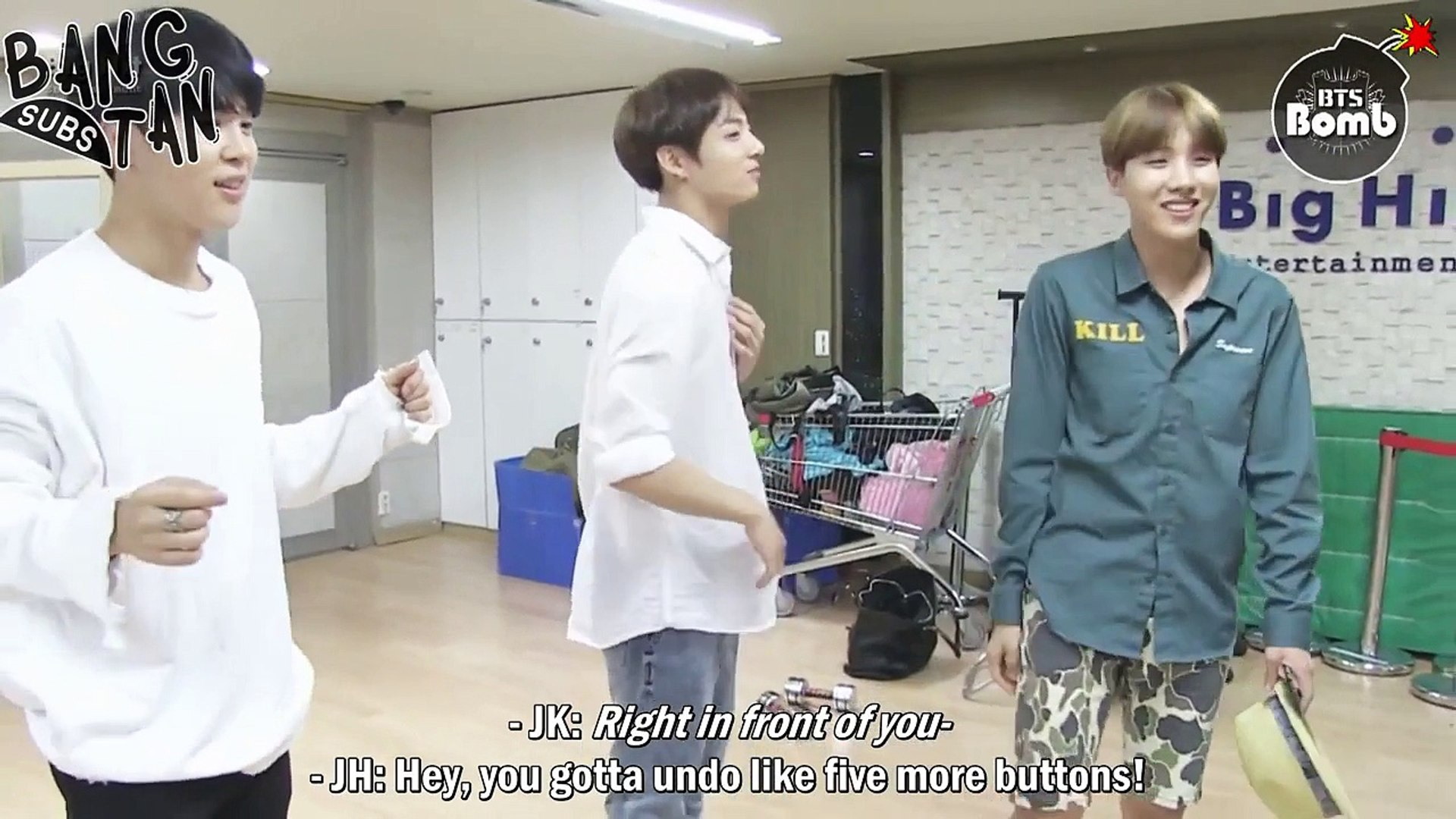 BTS  Coming of Age by Jungkook and Jimin