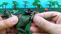 Dinosaur Puzzle 3D Assembling. Dinosaurs Toys For Kids! Dinosauri Giocattoli!
