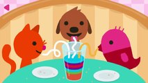 Fun Sago Mini Games - Baby Sago Pet Learn Fun Color Number Letter Shapes With Sago Mini Pet Cafe