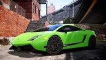Grand Theft Auto IV Gameplay PC - Lamborghini Aventador 2018