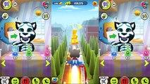 My Talking Tom, Skelet Fur,level 90-98 Vs Talking Tom Gold Run,Frosty Tom/Gameplay make for kid #30