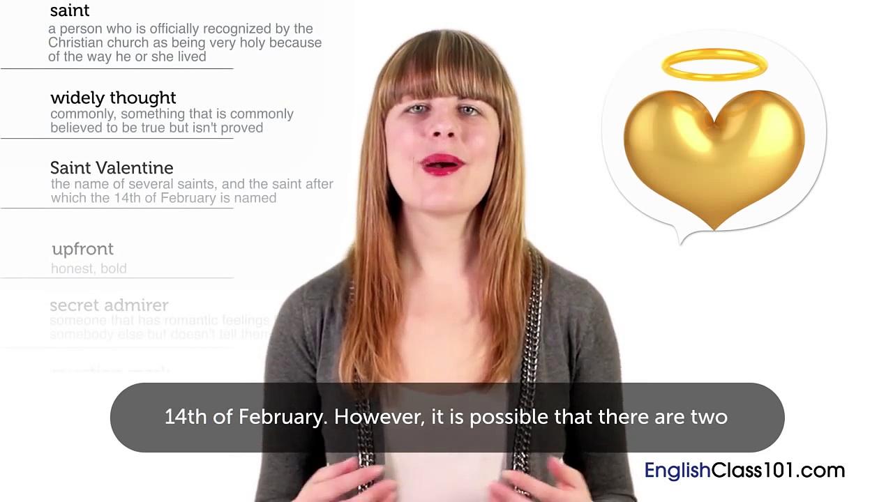 British Holidays – Valentine's Day
