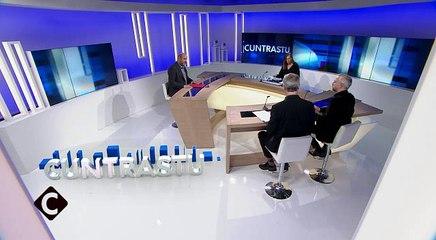 Lionel Mortini président de l'Odarc invité de l'émission Cuntrastu