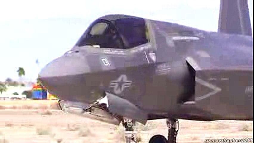 2015 MCAS Yuma Air Show - F-35B Lightning II Demo