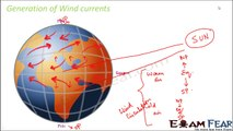 Physics Winds Storms Cyclones Part 7 (Wind Currents) Class 7 VII