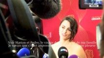 César 2018 : Penelope Cruz émue, elle encense Marion Cotillard et Pedro Almodovar (Vidéo)