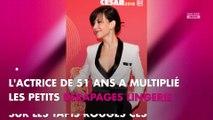 César 2018 : Sophie Marceau dévoile son soutien-gorge dans une tenue très sexy