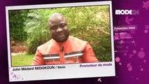 MODE24 - Bénin : John Medard SEDOKOUN, Promoteur du Fesmma