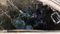 Une bonbonne de gaz exploseà Tröne: les dégâts impressionants