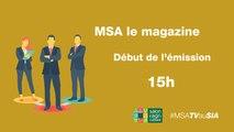 MSA, le magazine : jeune, je deviens autonome
