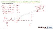 Maths Sequence Series part 1 (Introduction to sequence) CBSE class 11 Mathematics XI