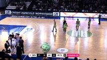 LFB 17/18 - J16 : Mondeville - Hainaut Basket
