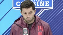 Oklahoma QB Baker Mayfield on what he brings to the table
