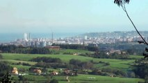¿Qué pasó anoche en Gijón para estar en espectaculares valores de alarma por contaminación?