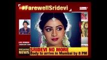 Farewell Sridevi : Sekhar Suman & Nagma Joins India Today Mourning Sridevi's Demise