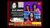Legendary Actress Sridevi Passes Away At The Age Of 54 In Dubai