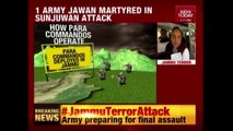 Para-commandos Deployed In Sunjuwan Army Camp; Para-commandos Operation Detailed!
