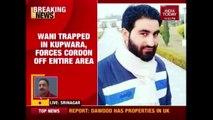 Missing AMU Scholar Turned Terrorist, Manan Wani Traced In Kupwara