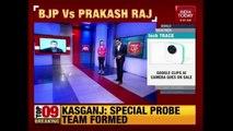 'Pic Exposes Hypocrisy': BJP Tweets Pic Of Actor Prakash Raj With Cong MLA