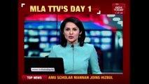 TTV Dhinakaran's First Day In Tamil Nadu Assembly; DMK Demands Floor Test