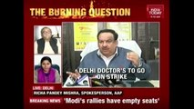 Doctors Turn Blackmailers After Delhi Govt Cancels Max Hospital's License ? | Burning Question