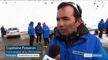Hautes-Pyrénées : des skieurs happés par une avalanche