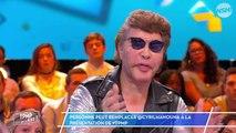 Il y a un an dans TPMP... L'anecdote de Grichka Bogdanoff sur ses débuts à la télé (vidéo)