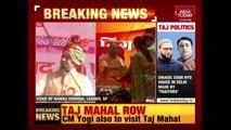 BJP MLA Calls Taj Mahal A Blot, Yogi Adityanath To Promote 'Taj Mahal'