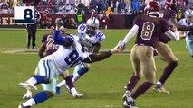 Top 10 Dallas Cowboys defensive end Demarcus Lawrence plays | 2017 season