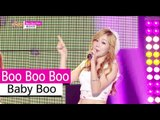 [HOT] Baby Boo - Boo Boo Boo, 베이비부 - 부부부, Show Music core 20151024