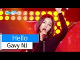 [HOT] Gavy NJ - Hello, 가비엔제이 - 헬로우, Show Music core 20151121