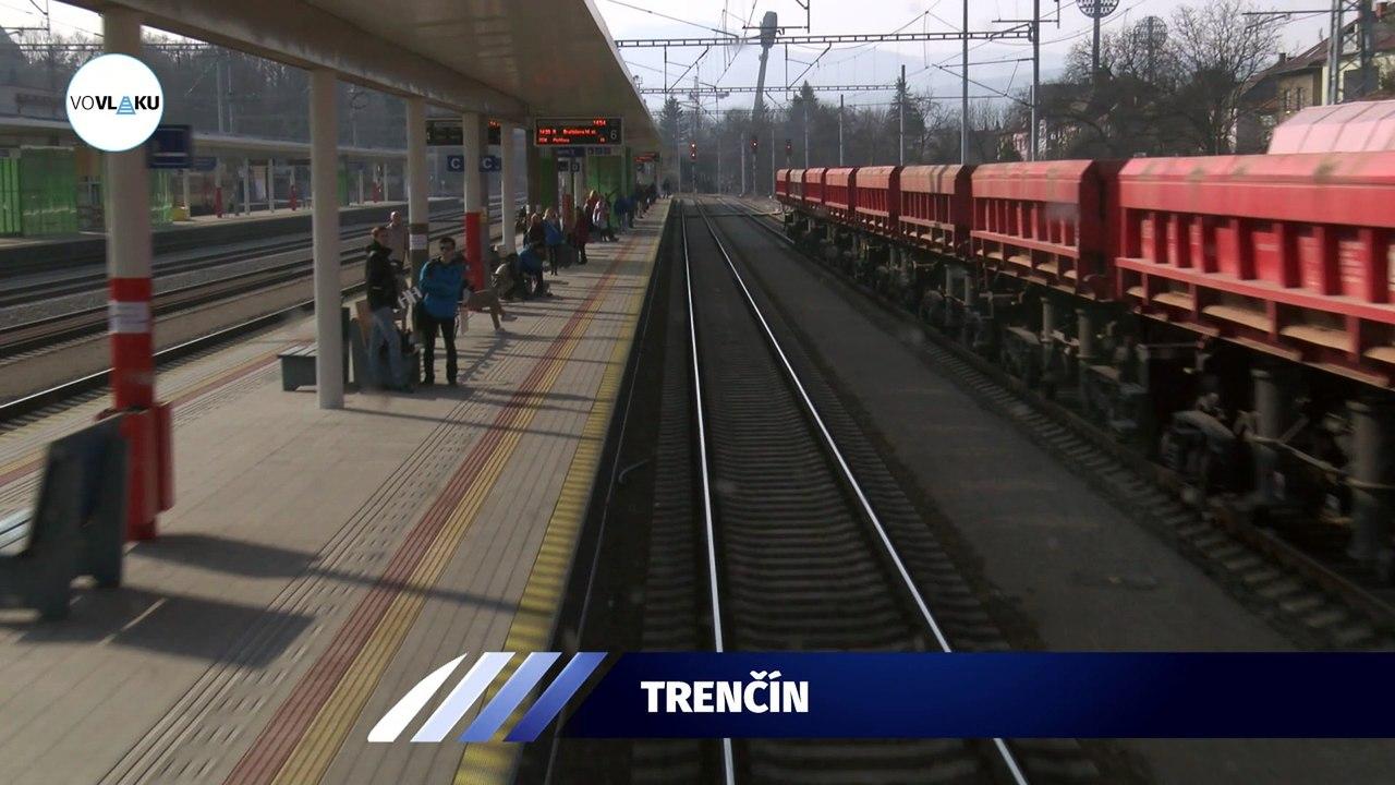 UNIKÁTNY VLAKOVÝ VIDEOPROJEKT: Z maďarských hraníc do Bratislavy
