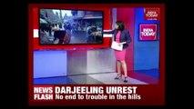 Darjeeling Unrest: 6th Day Of GJM Bandh In Darjeeling