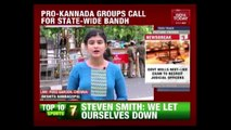 Pro-Kannada Groups Call For State Wide Bandh Over 'Mahadayi' Water Row