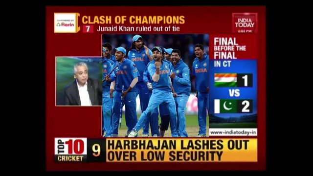 Clash Of Champions: Ind vs Pak 1st ODI Face Off Since World Cup 2015