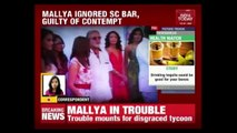 SC Finds Vijay Mallya Guilty Of Contempt Of Court ; Asks Him To Appear Before Court