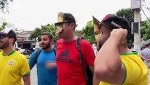 Opération réussie pour Neymar, soutenu par de nombreux supporters brésiliens