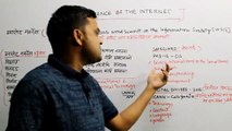 INTERNET TECHNOLOGY AND WEB DESIGN- Introduction to Internet -GOVERNANCE ON THE INTERNET IN INDIA