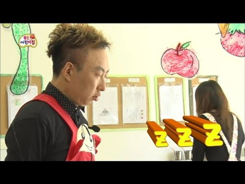 【TVPP】Park Myung Soo - Get along like a house on fire, 아가들과 의외로(?) 잘 어울리는 명수 @ Infinite Challenge
