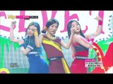 【TVPP】Red Velvet - Happiness, 레드벨벳 - 행복 @ First Debut Stage, Show Music core Live